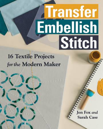 Transfer Embellish Stitch - Softcover