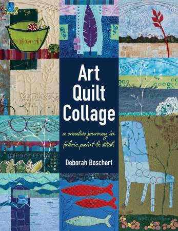 BK Art Quilt Collage - Softcover