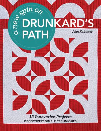 A New Spin on Drunkard's Path - Softcover