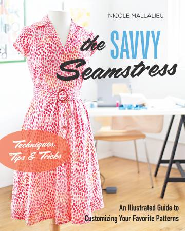 Savvy Seamstress - Softcover