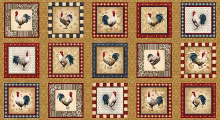 Rooster Blocks - Rooster Inn