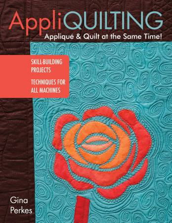 Appli-Quilting - Softcover