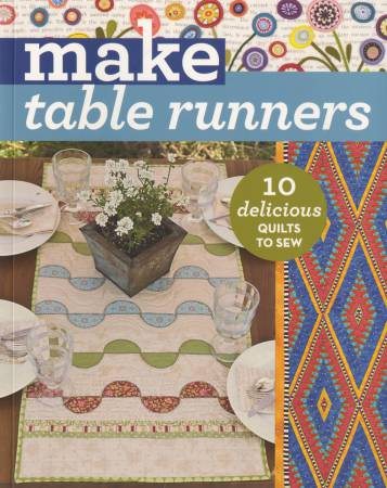 Make Table Runners - Softcover