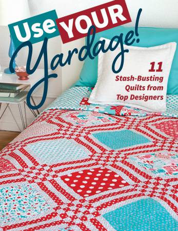*Use Your Yardage! - Softcover - 11232