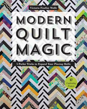 Modern Quilt Magic - Softcover