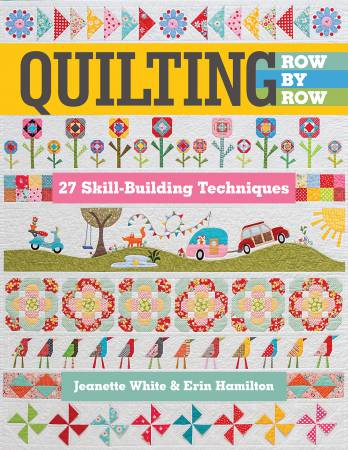 Quilting Row by Row - Softcover