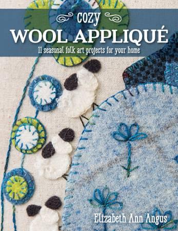 Cozy Wool Applique+