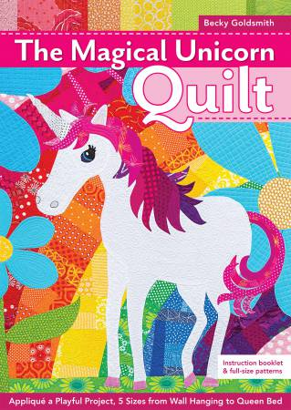 Magical Unicorn Quilt - Softcover
