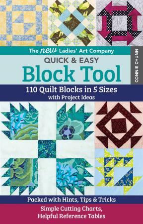 Ladies Art Company Quick & Easy Block Tool