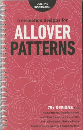 Free Motion Designs for Allover Patterns