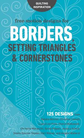 Free Motion Designs for Borders, Setting - 11293