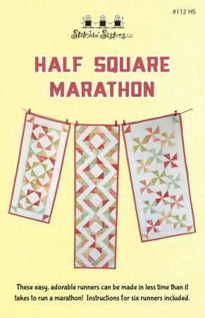 Half Square Marathon