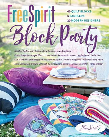 FreeSpirit Block Party book
