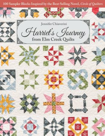 Harriet's Journey Sampler from Elm Creek Quilts
