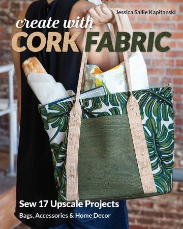 Create with Cork Fabric Book
