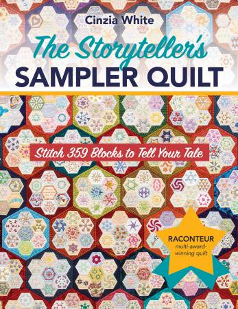 The Storyteller's Sampler Quilt Book