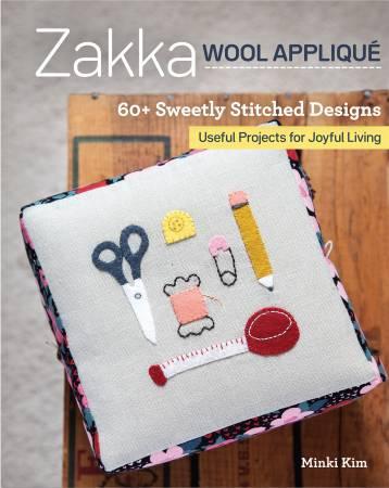 Zakka Wool Applique
