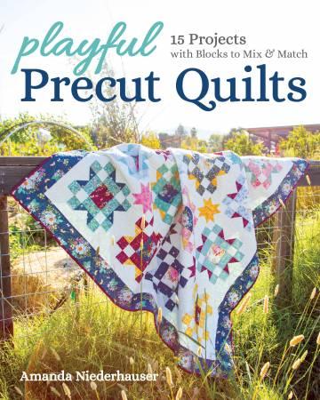 Playful Precut Quilts 11392