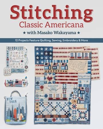 Masako Wakayama - Stitching Classic Americana