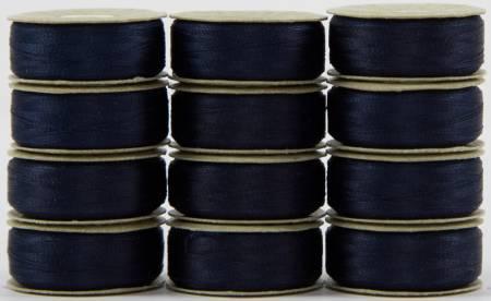 SuperBobs L-style bobbin  Dark Blue