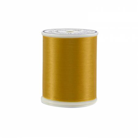 Bottom Line Polyester Thread 60wt 1420yds Gold