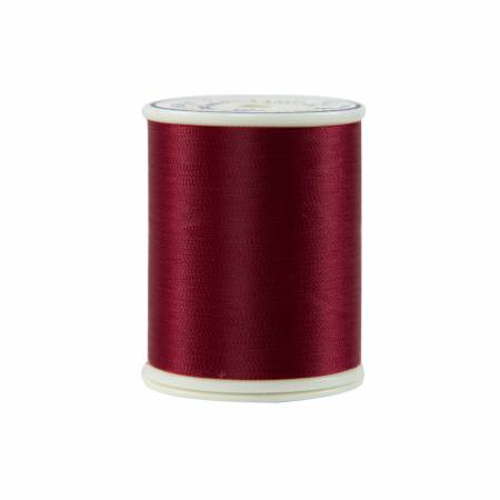 Bottom Line Polyester Thread 60wt 1420yds Red