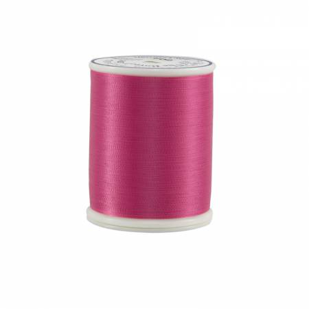 Bottom Line Polyester Thread 60wt 1420yds Dark Pink
