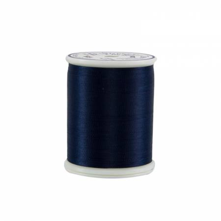 Bottom Line Dk Blue 609 60wt 1420yds Polyester Thread