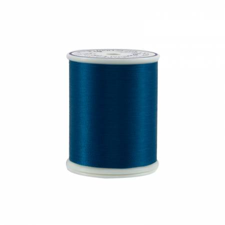11401-611 Bottom Line Polyester Thread 60wt 1420yds Turquoise