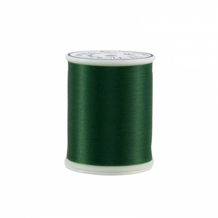 Bottom Line Polyester Thread 60wt 1420yds Green