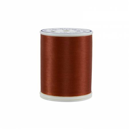 Bottom Line Polyester Thread 60wt 1420yds Copper