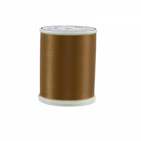 Bottom Line Polyester Thread 60wt 1420yds Medium Brown