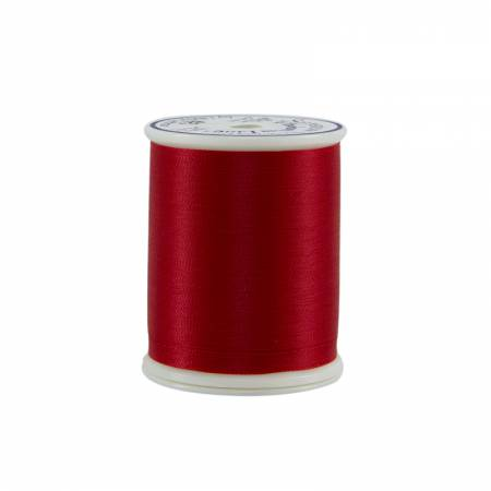 Bottom Line Polyester Thread 60wt 1420yds Bright Red