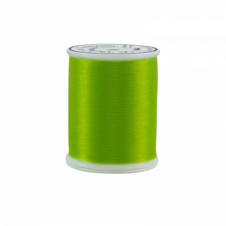 Bottom Line Polyester Thread 60wt 1420yds Lime Green