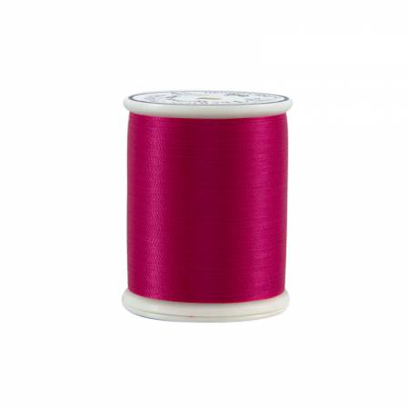 Bottom Line Polyester Thread 60wt 1420yds Hot Pink