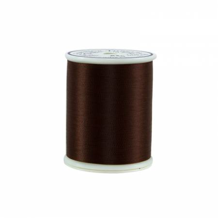 Bottom Line Polyester Thread 60wt 1420yds Dark Brown