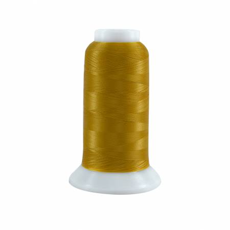 Bottom Line Polyester Thread 60wt 3000yds Gold