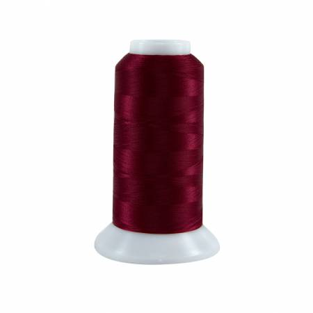 Bottom Line Polyester Thread 60wt 3000yds Red