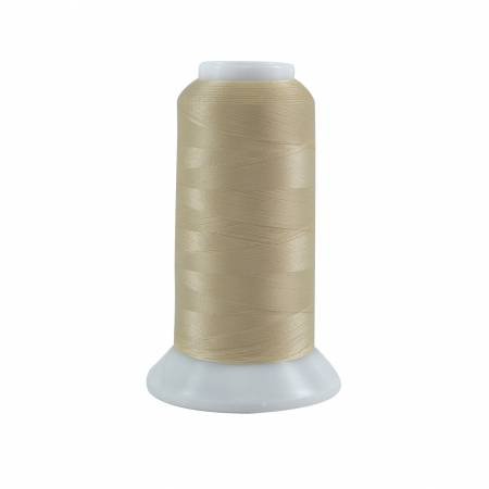 Bottom Line Polyester Thread 60wt 3000yds Cream