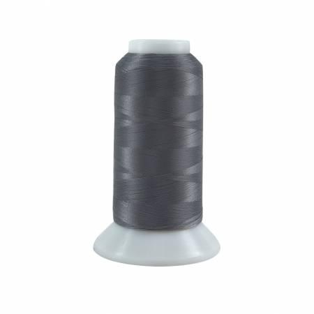 Bottom Line Polyester Thread 60wt 3000yds Grey