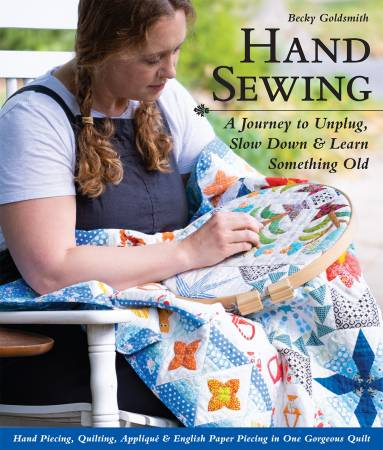 Hand Sewing ~ RELEASE DATE MAR 25/21 ~