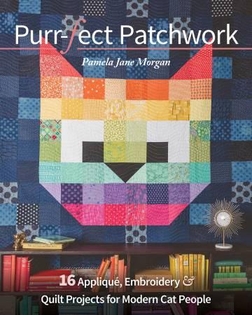 Purr-fect Patchwork - Pamela Jane Morgan