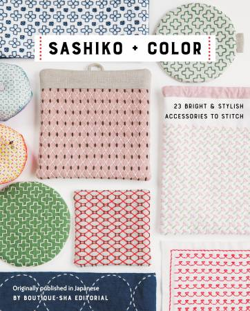 Sashiko + Color