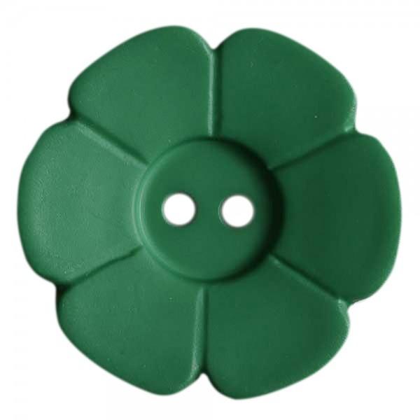 Buttons - 114517 Hunter Flower