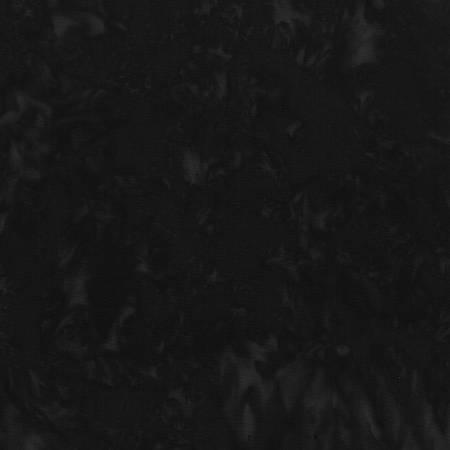 Black Tonal Tie Dye Batik
