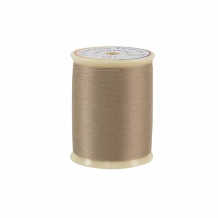 So Fine Polyester Thread 3-ply 50wt 550yds Mushroom, 404