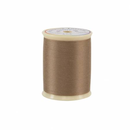 So Fine Polyester Thread 3-ply 50wt 550yds Toast, 406