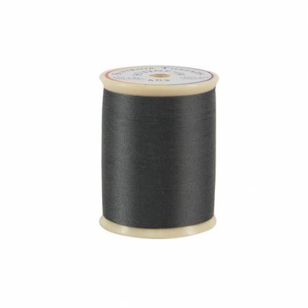So Fine Polyester Thread 3-ply 50wt 550yds Smoke, 409
