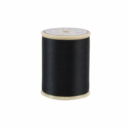 So Fine Polyester Thread 3-ply 50wt 550yds 410 Charcoal