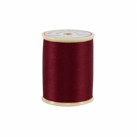 So Fine Polyester Thread 3-ply 50wt 550yds 414 Claret